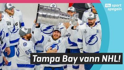 Victor Hedman vann världens bästa hockeyliga!