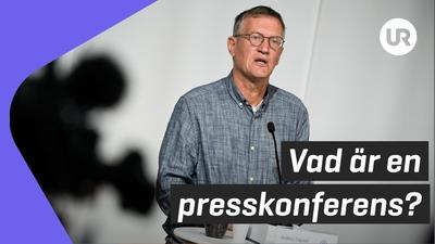 Vad är en presskonferens?