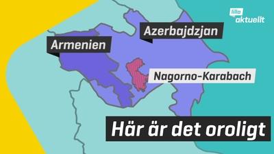 Konflikt mellan Armenien och Azerbajdzjan