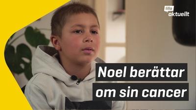 Noel berättar om sjukdomen leukemi