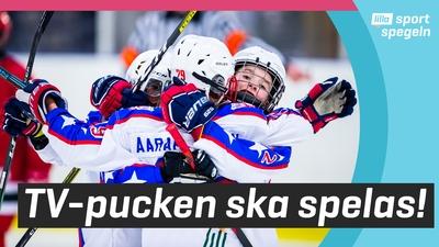 Klassiska ishockeyturneringen blir av