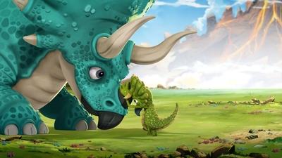 Triceratopstestet