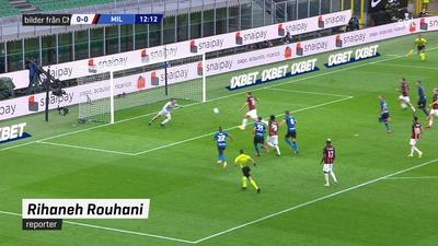 Efter corona-karantän, Zlatan frälste Milan!