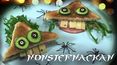 Monstermackorna
