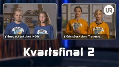 4. Kvartsfinal 2