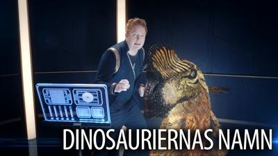 Dinosauriernas namn