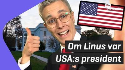 Så är det att vara president i USA
