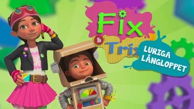 Fix och trix - luriga lång-loppet