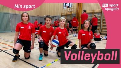 Häng med på volleybollskola i Habo!