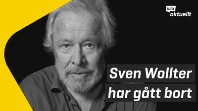 Skådespelaren Sven Wollter är död