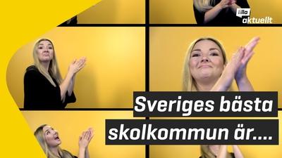 Övertorneå är Sveriges bästa skolkommun