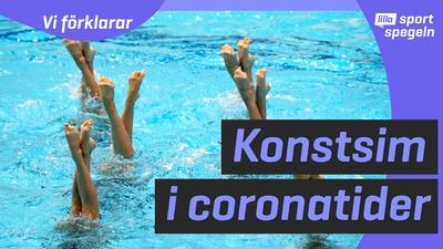 Hur tränar man trots corona?