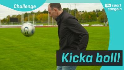 Kan du göra fler kickar än Jonas Eriksson?