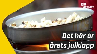 """Stormköket blev """"årets julklapp"""""""