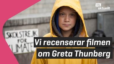 Nu har filmen om Greta Thunberg kommit