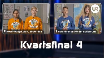 6. Kvartsfinal 4
