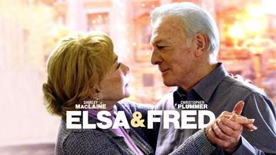 Elsa (Shirley MacLaine) och Fred (Christopher Plummer).