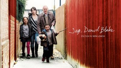 Daisy (Briana Shann), Katie (Hayley Squires), Daniel (Dave Johns) och Dylan (Dylan McKiernan).