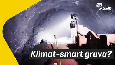 LKAB satsar på klimatsmarta gruvor