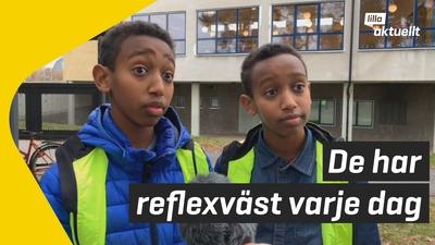 Utmaning: Så ska de komma ihåg reflexen!