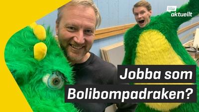 Bolibompa söker ny drake!
