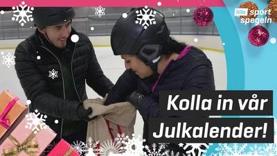 Lilla Sportspegelns Julkalender 2020!