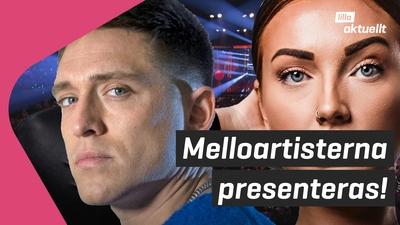 Artisterna i Mello presenteras