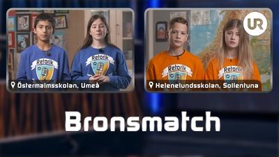 9. Bronsmatch