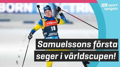 Ny svenska framgångar i skidskyttet!
