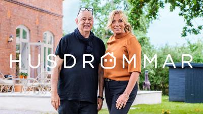 Anne Lundberg och Gert Wingårdh i Husdrömmar.