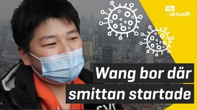 Vi besöker Wuhan i Kina