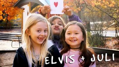 14. Elvis och Julie