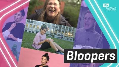 Bloopers från 2020
