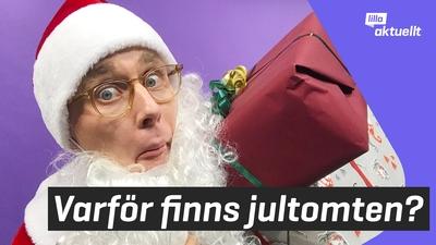 Varför finns jultomten?