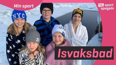 Edvin och Eskils iskalla premiärdopp!