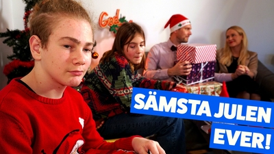 Hampus – Sämsta julen EVER!