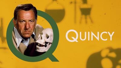 Quincy (Jack Klugman).