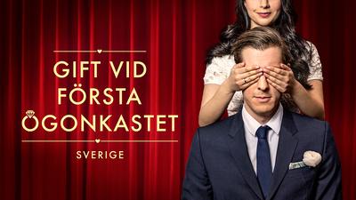 Streama Gift vid första ögonkastet på SVT Play.