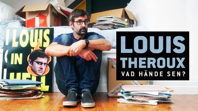 Louis Theroux blickar tillbaka på de senaste 25 åren, där han gjort sig känd för sina möten med människor i samhällets utkanter.