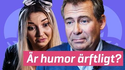 Är humor ärftligt?