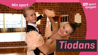 William och Amanda dansar tio olika danser!