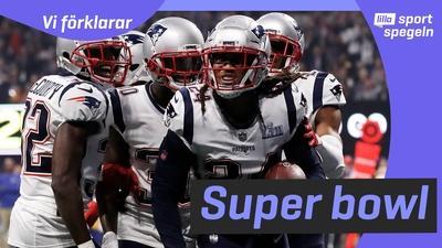 Super Bowl - vad är grejen?