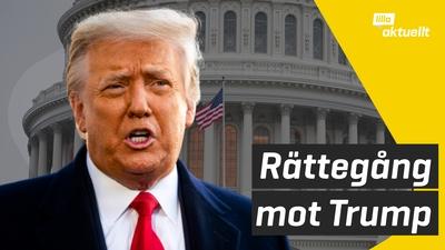 Nu börjar rättegången mot Trump