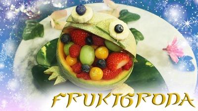 Fruktgroda