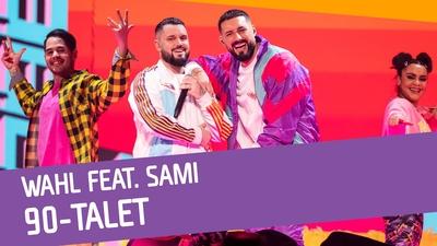 WAHL feat. SAMI – 90-talet