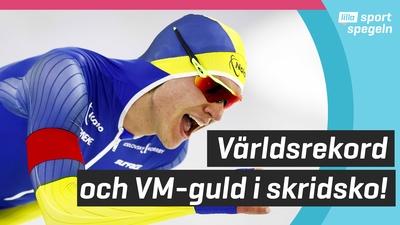 Nils van der Poel bäst OCH snabbast i världen