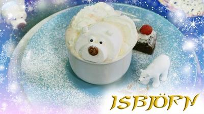 Isbjörnsvarmchoklad