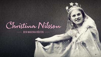 Christina Nilsson i rollen som Mozarts Nattens drottning. - Christina Nilsson - den magiska rösten