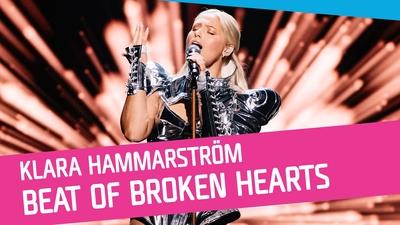 Klara Hammarström – Beat Of Broken Hearts
