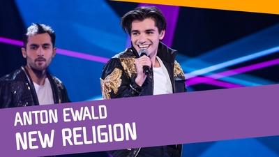 Anton Ewald – New Religion